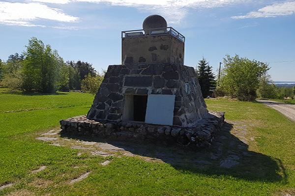 Kainuun asutuksen muistomerkki