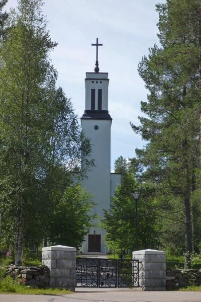 Paltamon kirkko